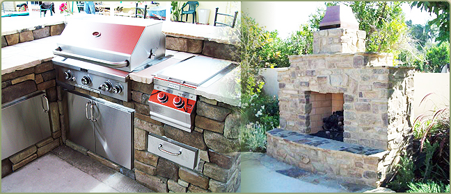 California Outdoor Kitchens