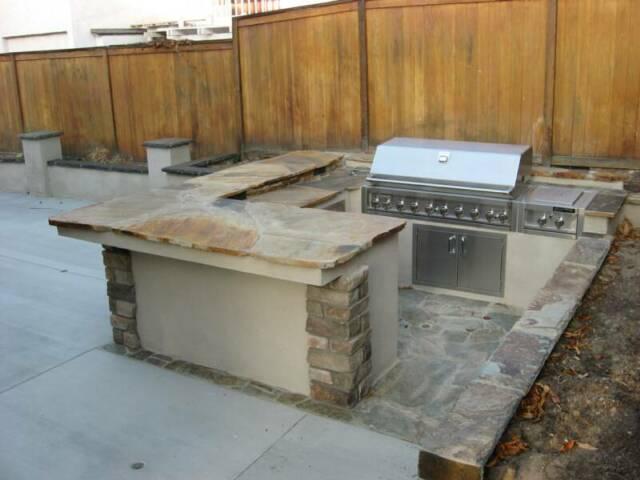 Los Angeles Masonry | California Outdoor Kitchens | Fireplaces Los ...